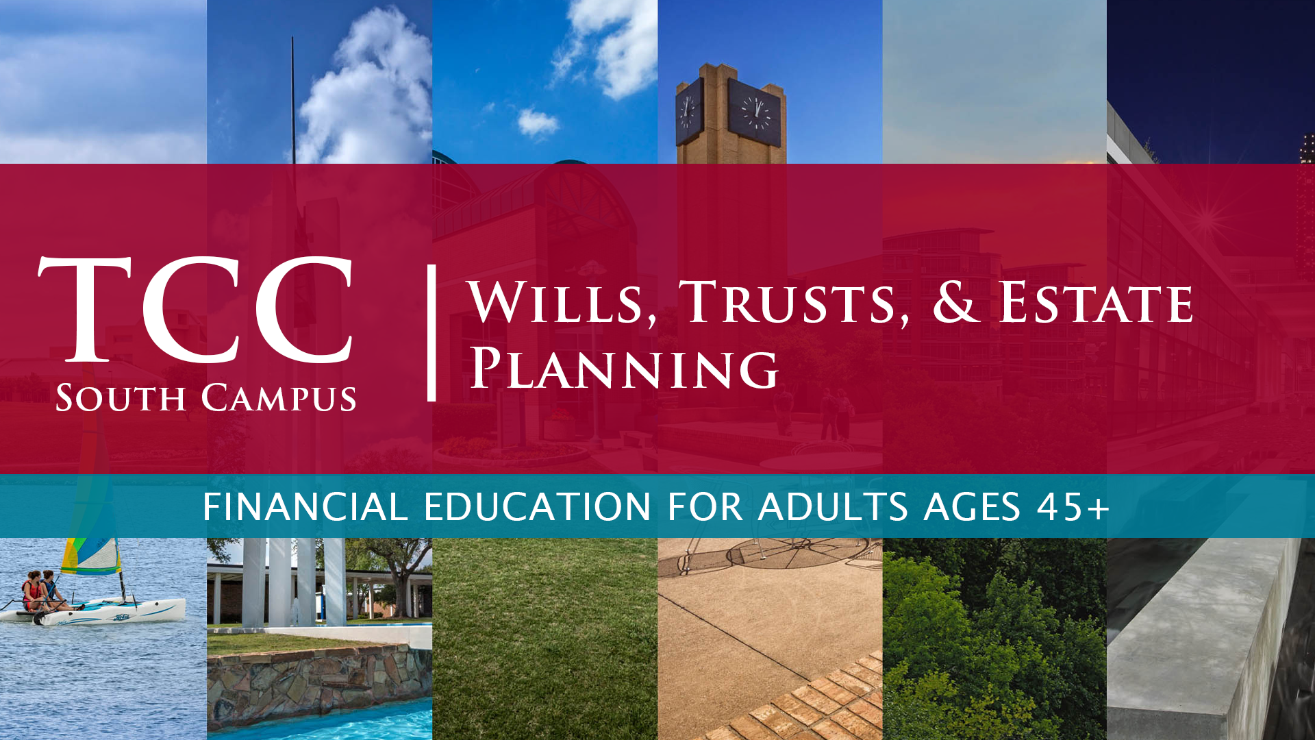 Wills, Trusts, & Estate Planning Course Tarrant County County College South Campus