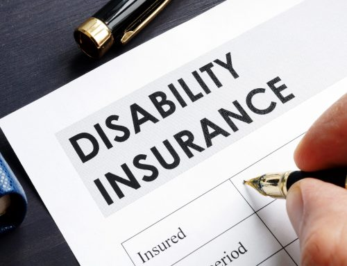 What is the Long-Term Disability Insurance Policy offered to Lockheed Martin Employees?