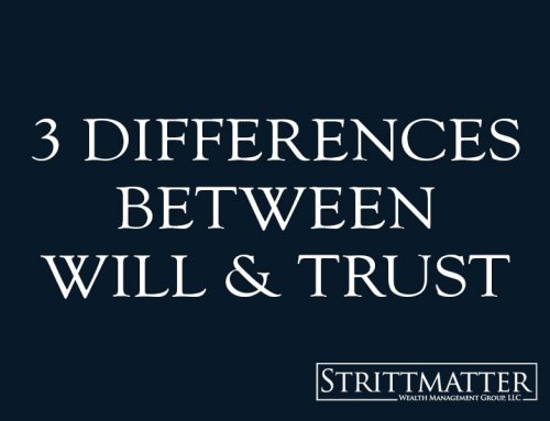 The 3 Key Differences Between A Will & A Trust