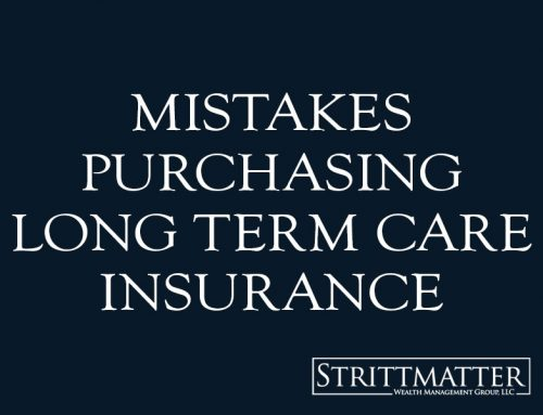 3 Common Buying Mistakes When Purchasing Long Term Care Insurance