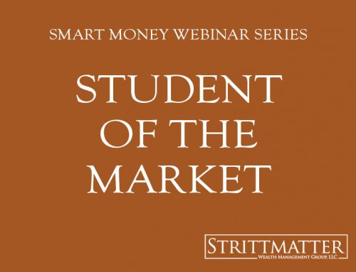 Student Of The Market